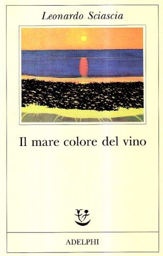 9788845911910: Il mare colore del vino (Fabula)