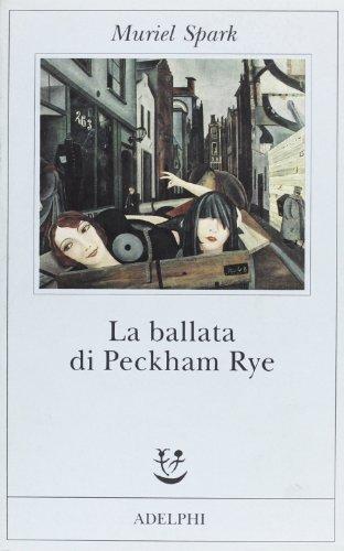 9788845912023: La ballata di Peckham Rye (Fabula)