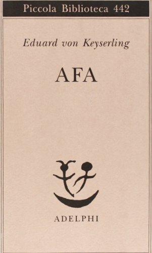 Afa.: Keyserling,Eduard von.