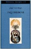 Inquisizioni.: Borges,Jorge Luis.