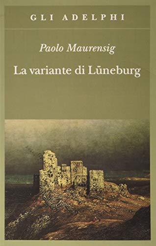 9788845918193: La Variante DI Luneburg (Italian Edition)