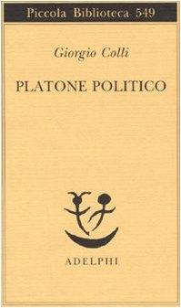 9788845921346: Platone politico