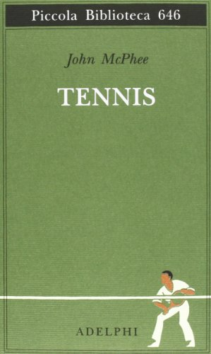 Tennis: McPhee, John