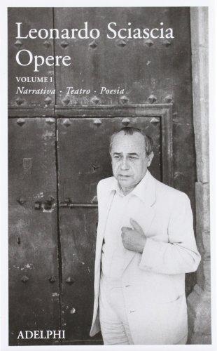 9788845927447: Opere vol. 1 - Narrativa, teatro, poesia