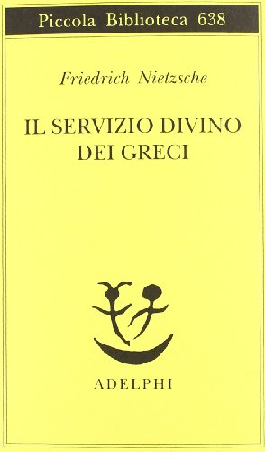 9788845927539: Il servizio divino dei greci