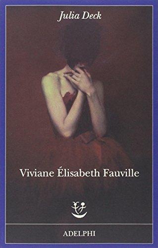 9788845928628: Viviane Élisabeth Fauville
