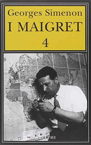 I Maigret: Il pazzo di Bergerac-Liberty Bar-La: Simenon, Georges