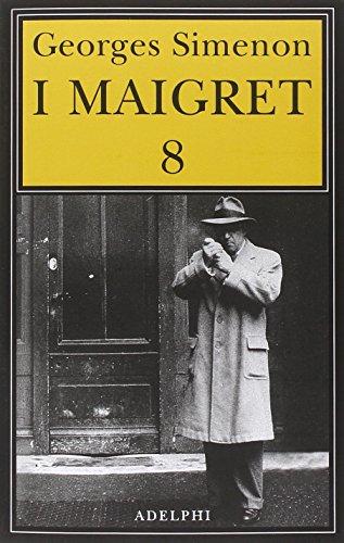 9788845929687: I Maigret