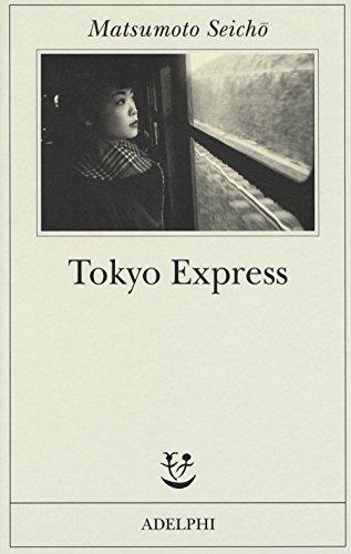 9788845932441: Tokyo Express