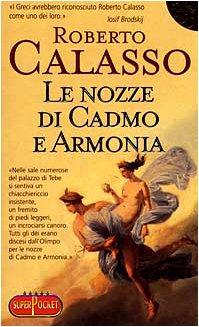9788846200181: Le nozze di Cadmo e Armonia (Superpocket. Best seller)