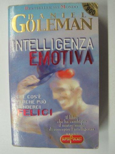 9788846201362: Intelligenza emotiva (Superpocket. Best seller)