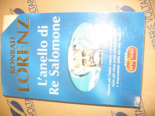 9788846201621: L'anello di re Salomone (Superpocket. Best seller)