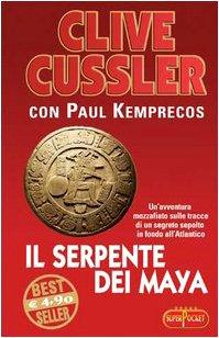 9788846204486: Il serpente dei Maya (Superpocket. Best seller)