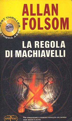 9788846210203: La regola di Machiavelli (Superpocket. Best thriller)