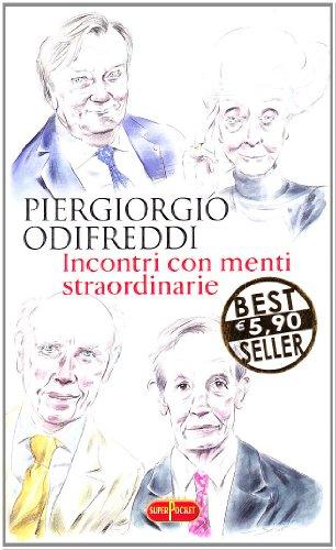 Incontri con menti straordinarie (884621059X) by Piergiorgio Odifreddi
