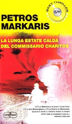9788846210715: La Lunga Estate Del Commissario (Markaris Petros)