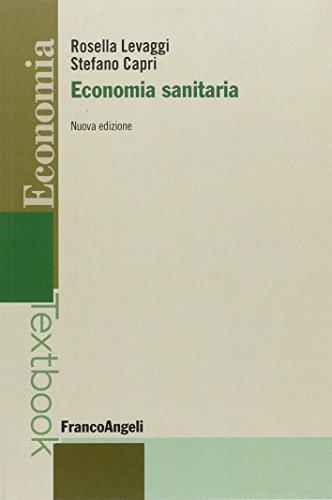 9788846489272: Economia sanitaria