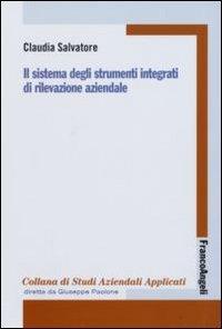 Il sistema degli strumenti integrati di rilevazione: Claudia Salvatore