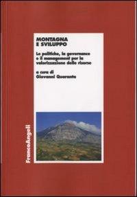 Montagna e sviluppo. Le politiche, la governance