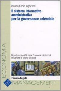 Il sistema informativo amministrativo per la governance: Inghirami, Iacopo E.