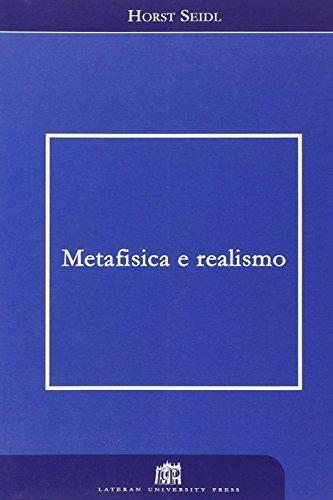 Metafisica e realismo (8846505662) by Horst Seidl