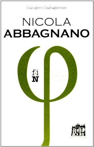 9788846508065: Nicola Abbagnano (Filosofi italiani del Novecento)