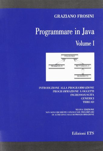 9788846717177: Programmare in Java: 1