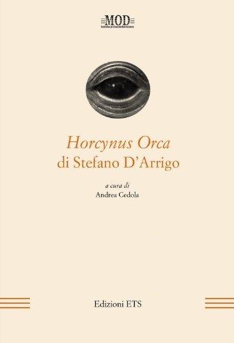 9788846732323: Horcynus orca di Stefano d'Arrigo