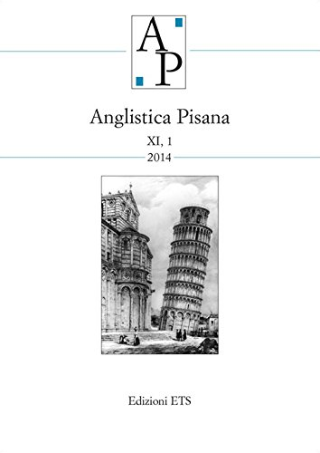 Anglistica Pisana XI, 1-2014. Possible and Impossible Worlds: Travelling as a Narrative Pattern. ...