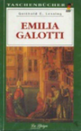 9788846814784: Emilia Galotti (German Edition)