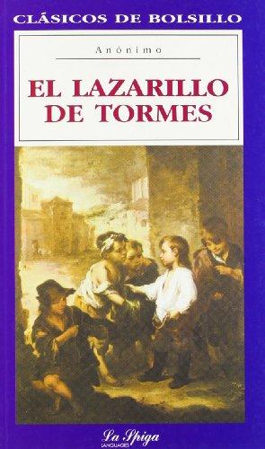 9788846814814: La Spiga Readers - Clasicos De Bolsillo (C1/C2): El Lazarillo De Tormes