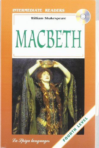 9788846817952: La Spiga Readers - Shakespeare Corner (B1/B2): Macbeth + CD