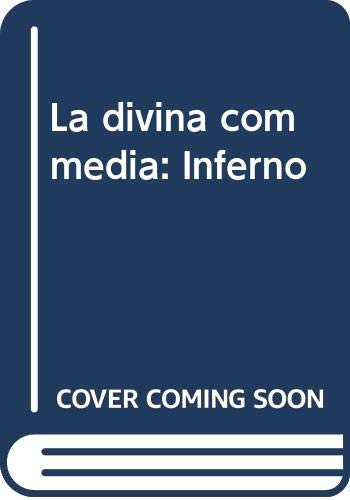 9788846820297: La divina commedia. Inferno