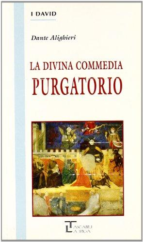 9788846820303: La Divina Commedia: Purgatorio (Italian Edition)