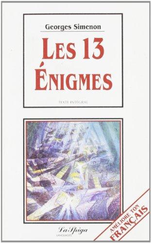 9788846821249: Les 13 enigmes