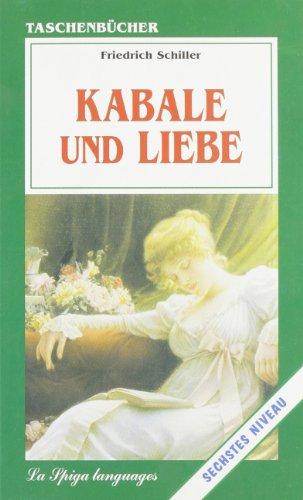 9788846822536: Kabale Und Liebe (German Edition)