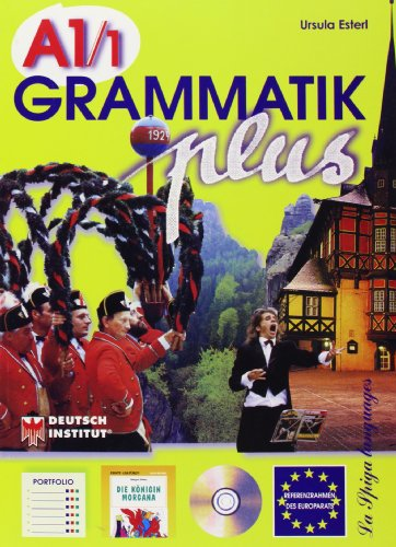 9788846822925: Grammatik plus A1/1 (incl. Audio CD)