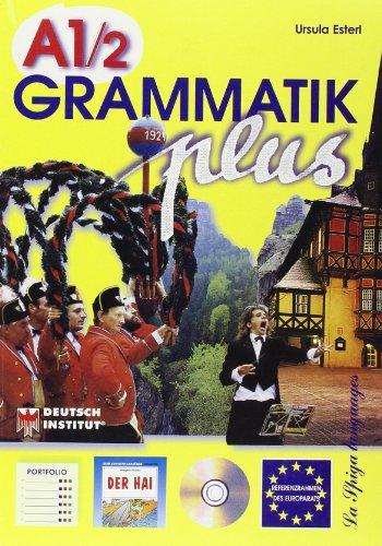 9788846822932: Grammatik plus: 1\2
