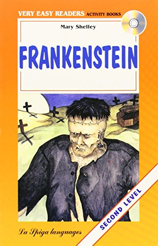 9788846823670: La Spiga Readers - Very Easy Readers (A1/A2): Frankenstein + CD