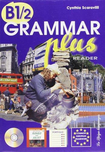 9788846823786: Grammar plus. B1. Con CD Audio. Per le Scuole superiori: 2