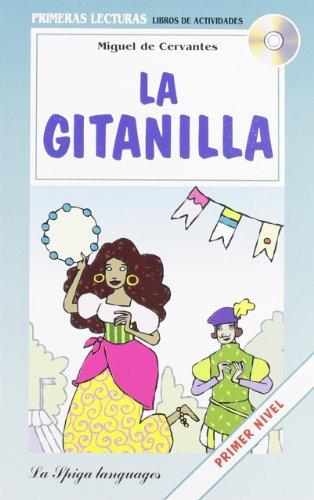 9788846824493: La gitanilla. Con CD Audio