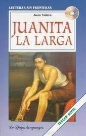 9788846826787: Juanita la larga. Con audiolibro. CD Audio