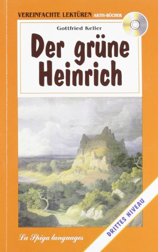 Der Grune Heinrich & CD (German Edition) (884682735X) by Keller, Gottfried