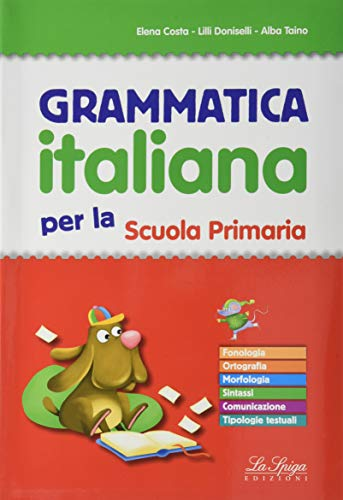 9788846830197: Grammatica italiana. Per la Scuola elemtare. Con CD-ROM