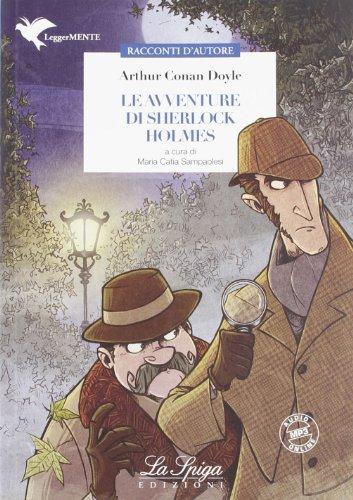 9788846830753: Le avventure di Sherlock Holmes: a cura di Maria Catia Sampaolesi