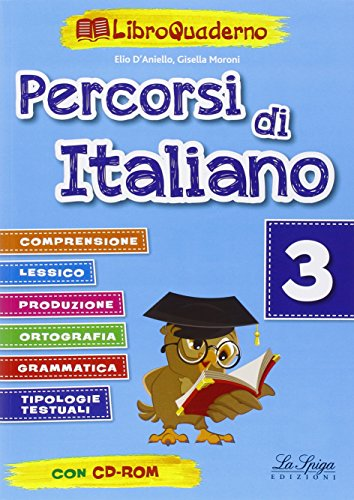 9788846834362: Percorsi di italiano. Per la Scuola elementare: 3