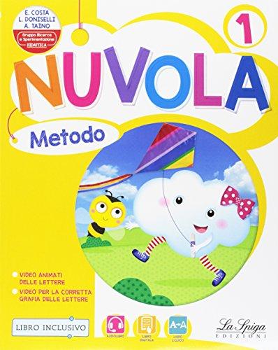 9788846836182: Nuvola. Per la Scuola elementare. Con e-book. Con espansione online: 1
