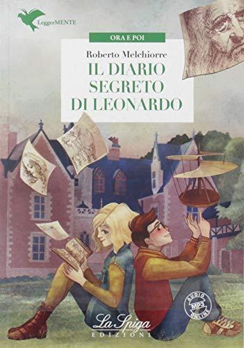 9788846838919: Il diario segreto di Leonardo. Con espansione online