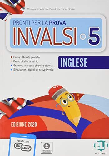 9788846840066: Pronti per la prova INVALSI. Inglese. Per la 5ª classe elementare