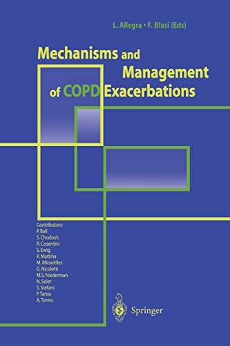9788847000667: Mechanism and management of COPD. Exacerbations